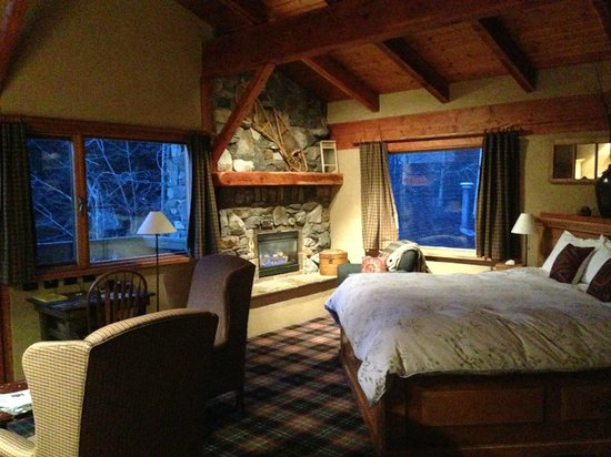 Paintbox Lodge: Beautiful Room