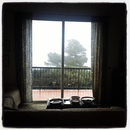 soggiorno ospitale... - Picture of B&B Nel Blu, Cervo ...