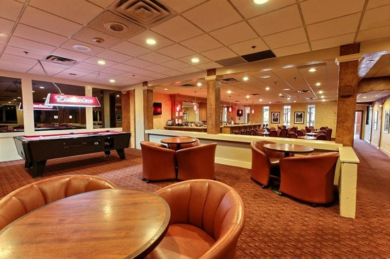 Clarion Inn Tulsa International Airport: Lounge