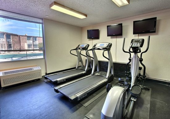 Clarion Inn Tulsa International Airport: Fitness Center