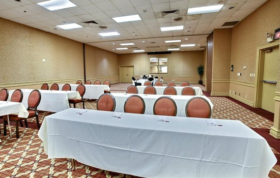 Clarion Inn Tulsa International Airport: Meeting rooms