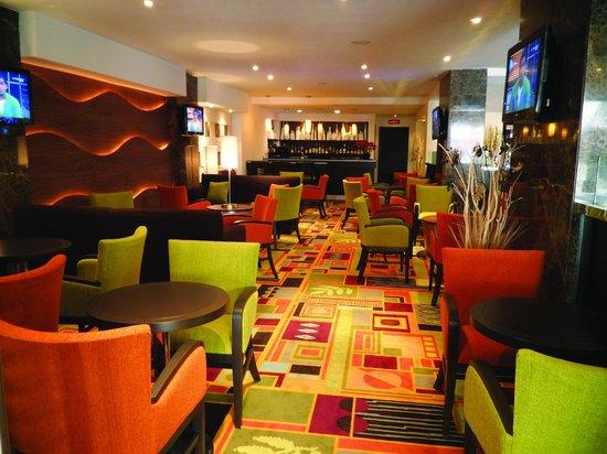 Hotel Metropol: Bar