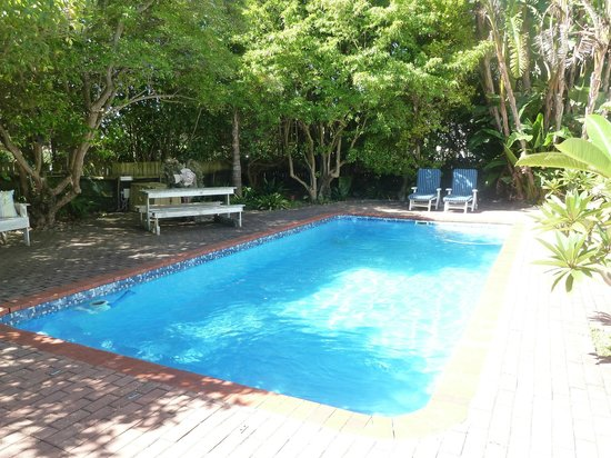 Cuningham's Island Guest House: Pool