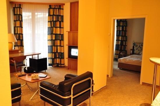 Starlight Suiten Hotel: my room:-)