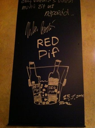 red pif