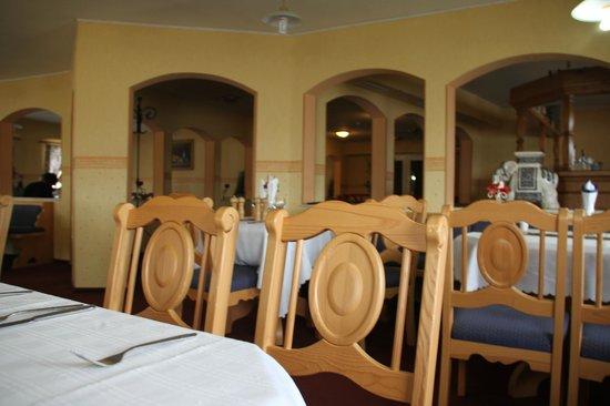 Aquamarina Hotel: restaurant
