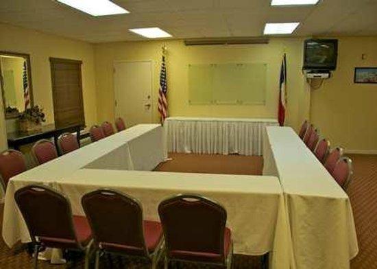 Jacobson Hotel: Meeting Room set up in U-shape