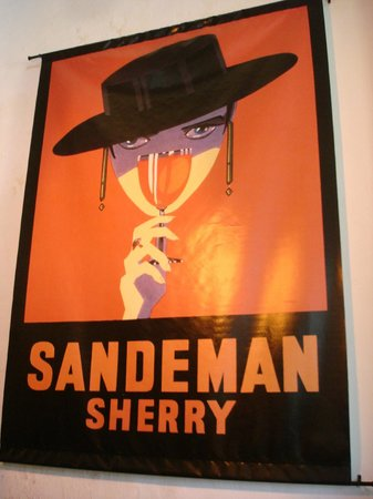 The House of Sandeman Jerez: Sandeman Sherry