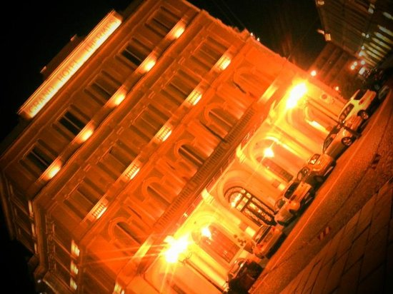 Grand Hotel Nuove Terme: By night