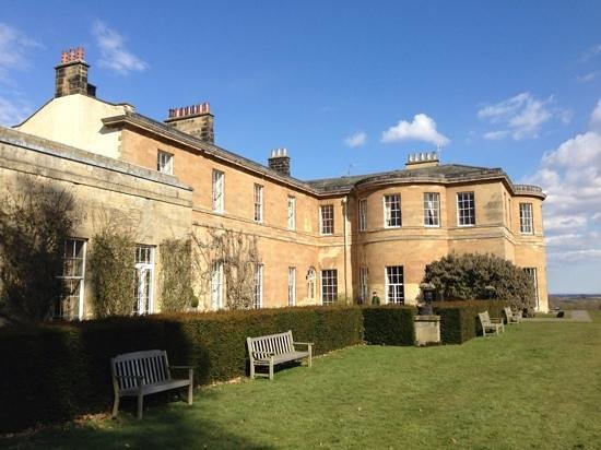 Rudding Park Hotel: outside view of rudding park