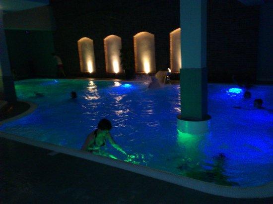 Srebrny Dzwon Hotel & Spa: Basen w Srebrnym Dzwonie