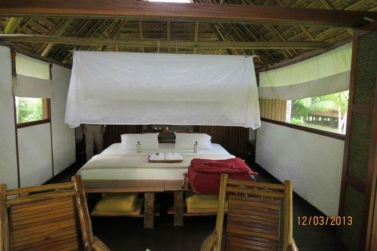 Inkaterra Reserva Amazonica: Our cabin