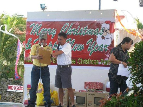 Qubo Qabana Resort & Hotel: Christmas Party