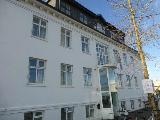 Hotel Leifur Eiriksson: The hotel