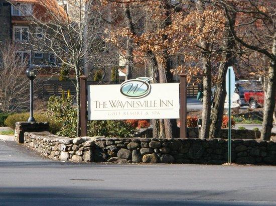 The Waynesville Inn, Golf Resort & Spa: welcome!