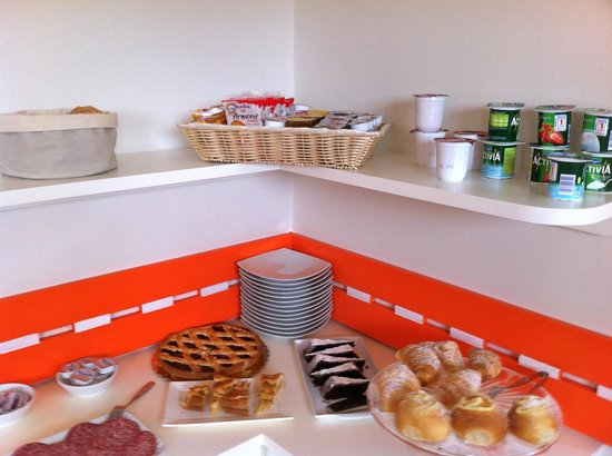 Palazzo Tasso: colazione