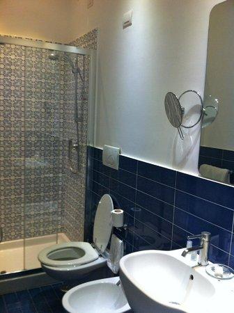 Palazzo Tasso: il bagno