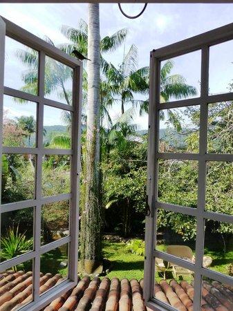 Pousada Palmeira Imperial: view from room