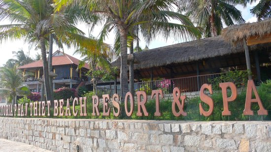 Victoria Phan Thiet Beach Resort & Spa: SPA Area