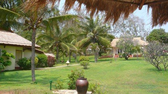 Victoria Phan Thiet Beach Resort & Spa: Garden