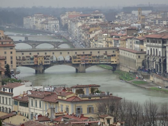 Giovanni Musella: Arrival in Florence