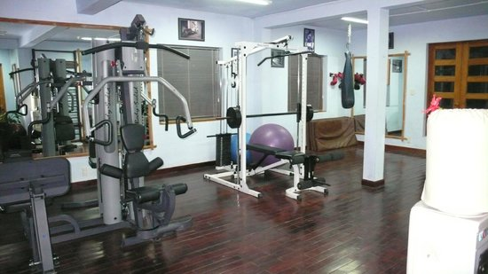 Victoria Phan Thiet Beach Resort & Spa: Gym