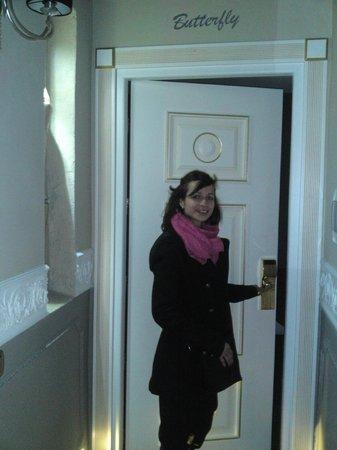 Locanda del Sole Luxury Suite Rome: Devant Notre chambre Butterfly