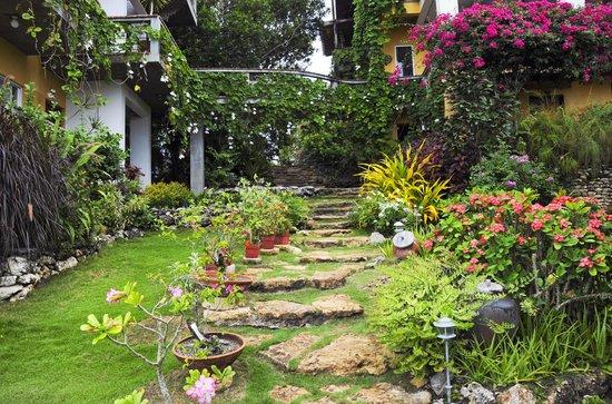 Amarela Resort: exquisite grounds