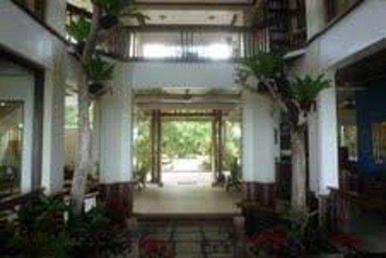 Amarela Resort: hotel lobby