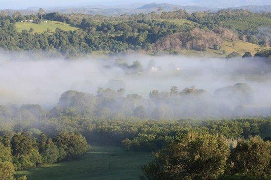 Byron Hinterland Villas: March Mist