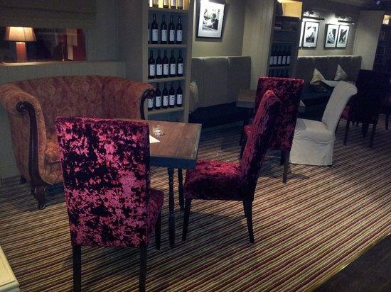 Amalfi Ristorante: tapas lounge
