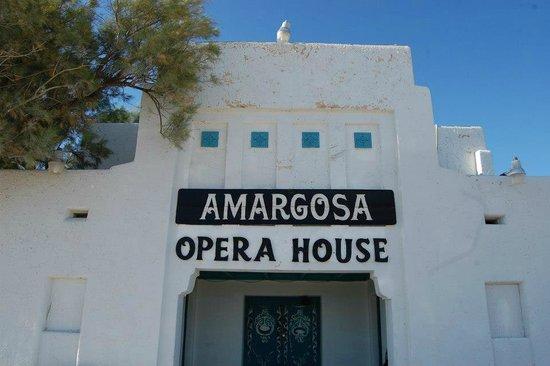 Amargosa Opera House and Hotel: Opera House