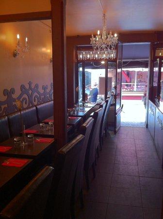 Restaurant Comme A La Maison Villers Sur Mer