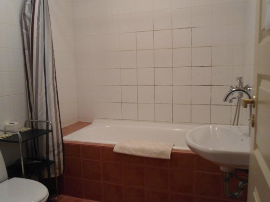 Acme Hotel on Malaya Morskaya: The bathroom, not shared, just outside my door