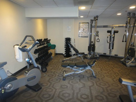 THE US GRANT, a Luxury Collection Hotel, San Diego: Hotel Gym