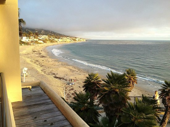 The Inn At Laguna Beach: View From Room