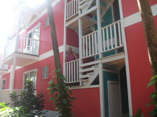 Decameron San Luis: habitaciones