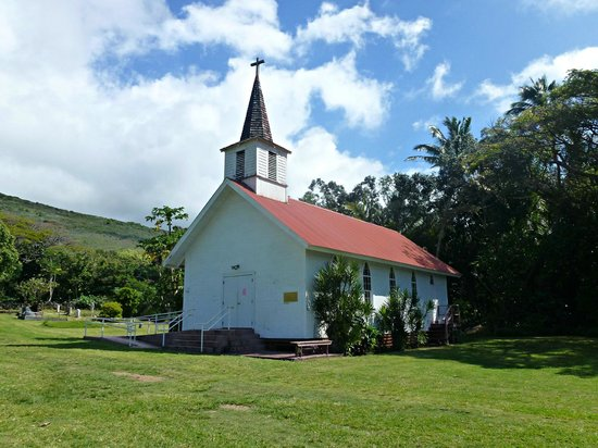 Kaunakakai, HI: Our Lady of Seven Sorrows (Current Name)