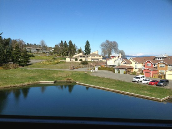 The Resort at Port Ludlow: Room with a view