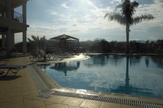 Zante Star: swimming pool