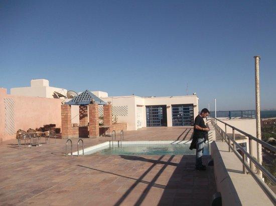 Hotel Sahara Regency : Av El Oualaa, Dakhla