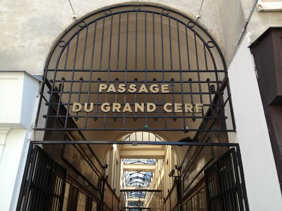 Passage du grand cerf paris 2018 tout ce que tu as - Salon grand voyageur gare montparnasse ...