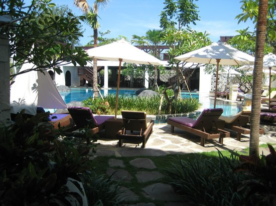 Grand Inna Kuta: Deluxe Beach Wing Pool Access