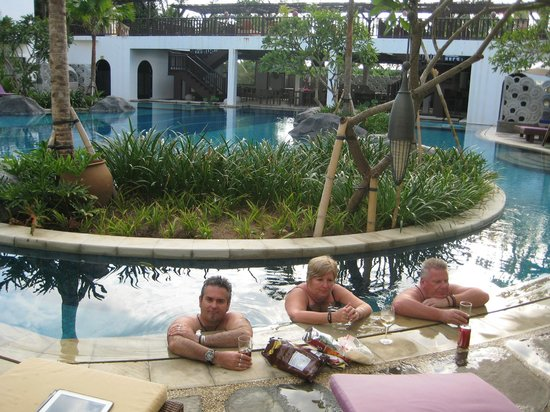 Grand Inna Kuta: Deluxe Beach Wing Pool Access