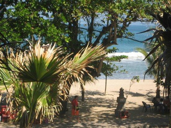 Grand Inna Kuta: View From Breezo Restaurant (Brekky)