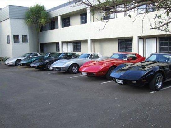 Drovers Motor Inn: Plenty of Parking