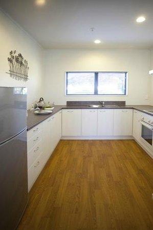 Drovers Motor Inn: 2 Bedroom Units Kitchen Facilities