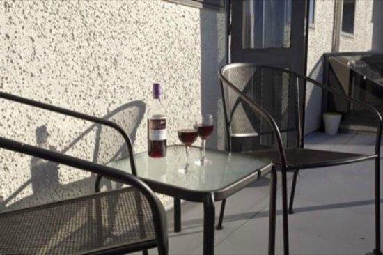 Drovers Motor Inn: Unit 19's Balcony