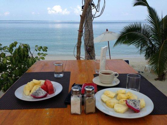 Longbay Resort: Le petit déjeuner