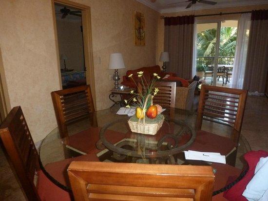 Villa del Mar Beach Resort & Spa: Kitchen area